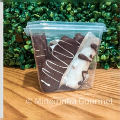 Lançamentos: Palitinhos de Brownie