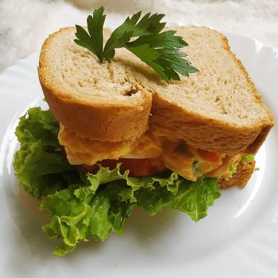 Sanduíche Natural de Frango