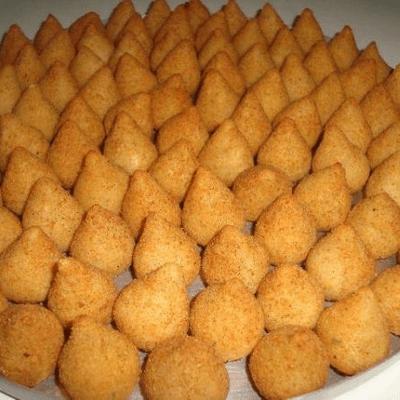 Coxinha c/ Catupiry (Frito)