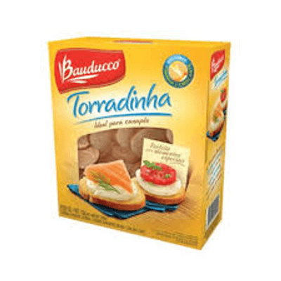 Torradinha Bauducco - 110g