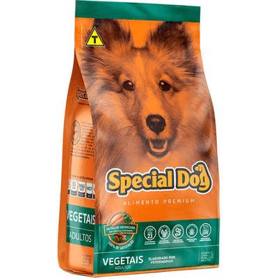 Special Dog Carne e Vegetais 1kg adulto