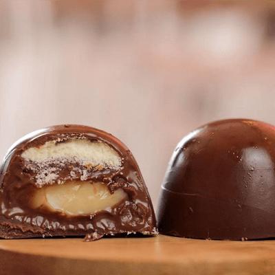 Trufa de Ninho e Nutella