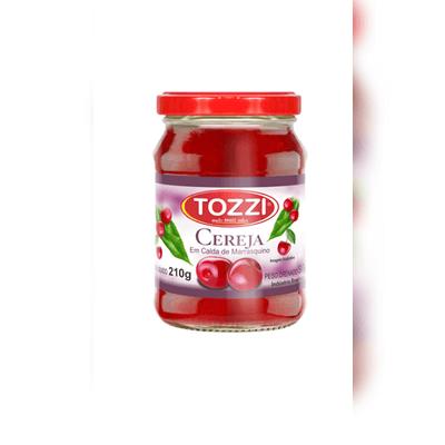 Cereja em Calda Tozzi 210g