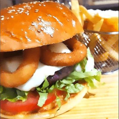 Hambúrguer ONION