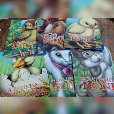 Livro de Historias Infantis