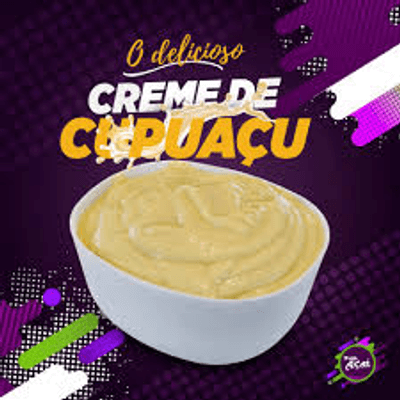 Creme de Cupuaçu 500 ml