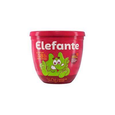 Extrato de Tomate Elefante - Pote 340g