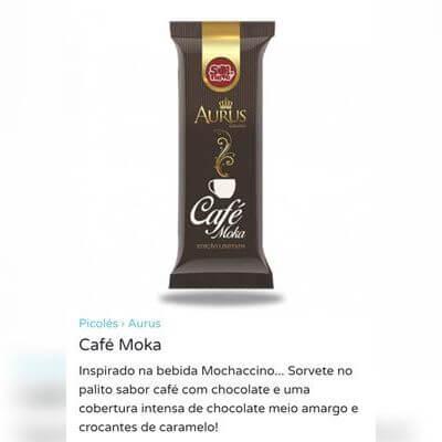 Aurus Café Moka
