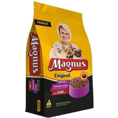 Magnus Cães Adultos Pequeno Porte 1KG
