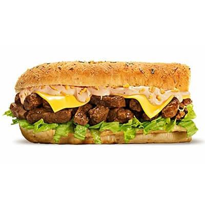 Sanduíche Carne Supreme - 15cm