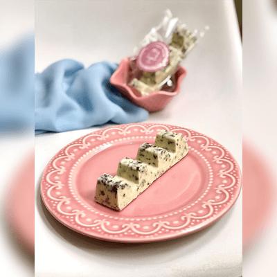 Tablete Cookie'n Cream com Nutella