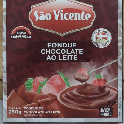 Fondue Chocolate - 250g