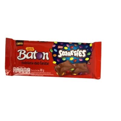 Barra de Chocolate Batom Garoto - 90g