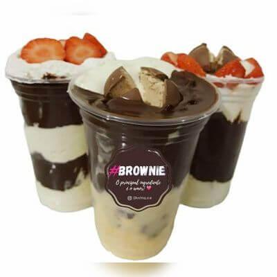 Brownie 400ml