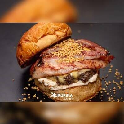 Kurupira Bacon Alho