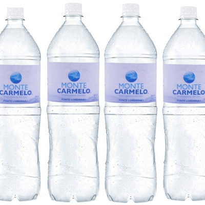 Fardo de Agua Mineral Sem Gás 1,5L 6 Unidades