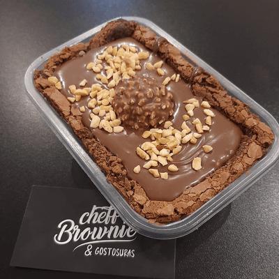 Marmitinha de Brownie