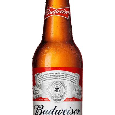Long Neck - Budweiser