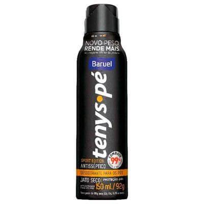 Spray Tenys Pé - Desodorante Para os Pés - 92g