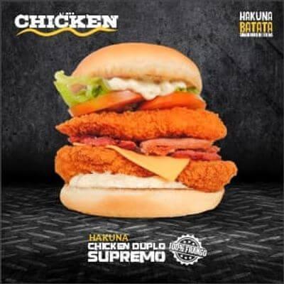 Chicken Duplo Supremo