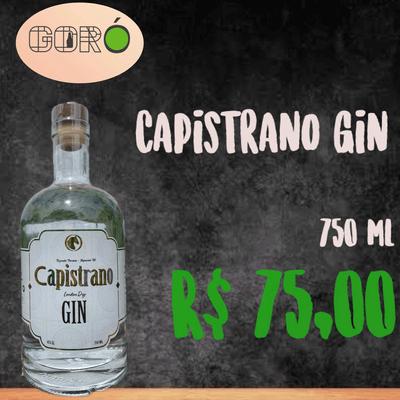 Gin Capistrano