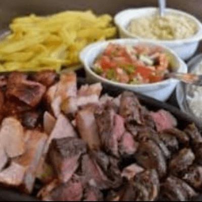 Combo Serve 6 Pessoas 1200g de Carne