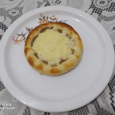 33 - Carne Seca com Mussarela e Catupiry