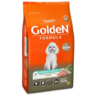 Golden Cães Adultos Pequeno Porte 1KG