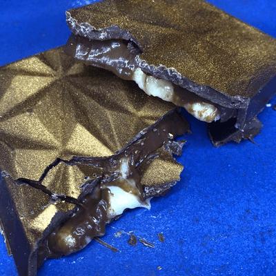 Ninho com Nutella