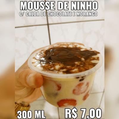 Mousse de Ninho