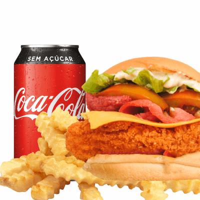 Combinado Chicken Supremo