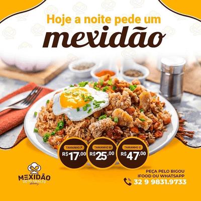 Mexidão - Grande (3 a 4 Pessoas)