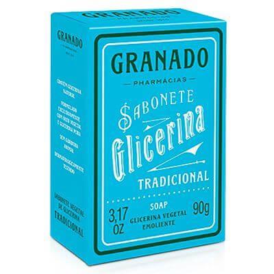 Sabonete Glicerina - 90g
