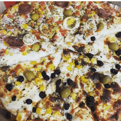 Pizza Família - 8 Pedaços