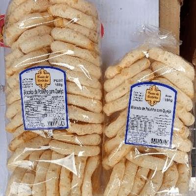 Biscoito Polvilho com Queijo - 200g