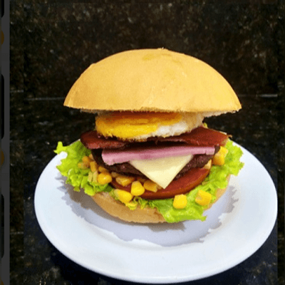 7- Hambúrguer
