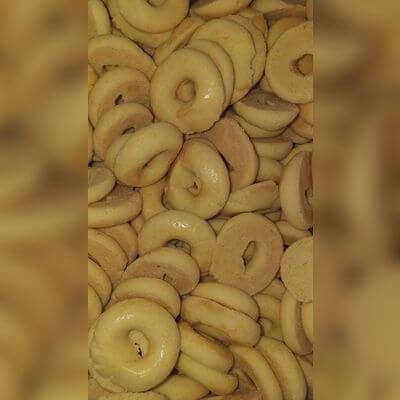 Rosca de Milho - 100g