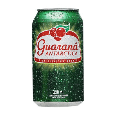 Guaraná Antarctica Lata 350ml