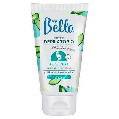 Depil Bella Creme Depilatório Facial - 40g