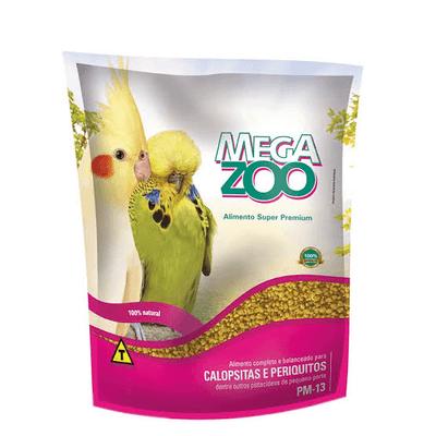 Megazoo Calopsita Periquitos Mini Bits