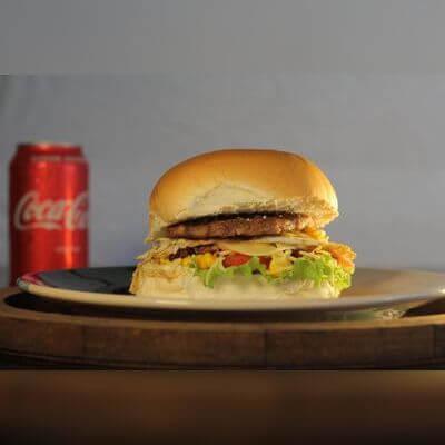 Hambúrguer Tudão