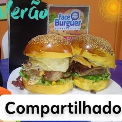 49 - Burger Compartilhado (2 Lanches)