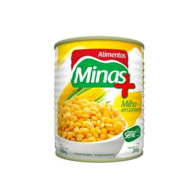 Milho Lata Minas Mais 170g
