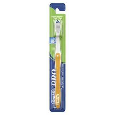 Escova dental Oral B pro média