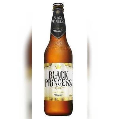 Black Princess Gold Puro Malte 600ml