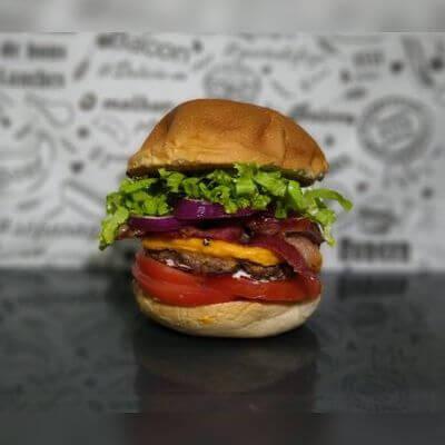 Beef Burguer Bacon