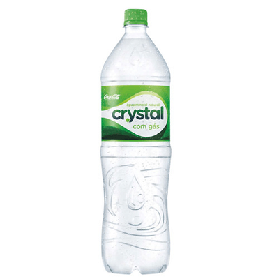 Agua Mineral 500ml (Com Gás)