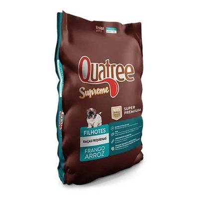 Quatree Supreme Filhote 1kg granel