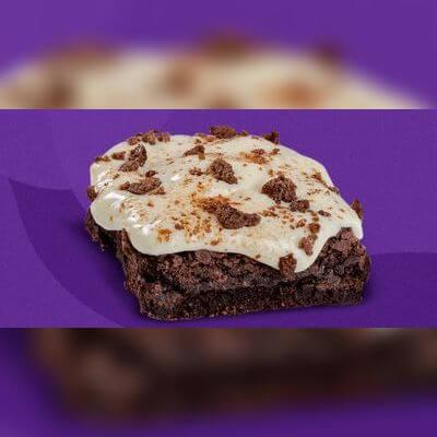 Ovomaltinho - Brownie + Creme de Leite em Pó + Ovomaltine