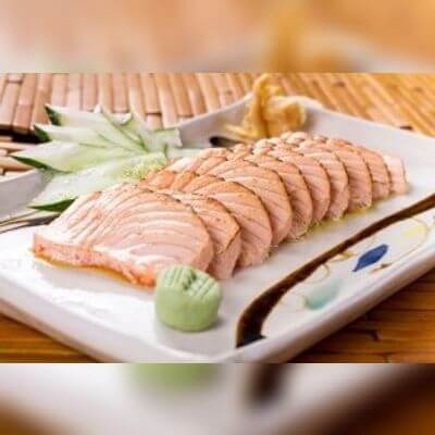 Sashimi de Salmão (Unidade)